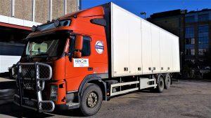 RENOVA FLYTTEBYRÅ Oslo, Bærum, Akershus og Sør-Norge. Dette er en av våre tre 65 m3 flyttebiler, som koster kun kr. 820,- + mva pr. time med to mann. SE FLERE BILDER NEDERST.
